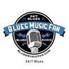 Radio Blues Music Fan