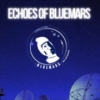 Radio Echoes of Bluemars Cryosleep