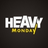 Логотип Радио Maximum HEAVY MONDAY