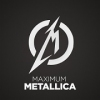 Логотип Радио Maximum METALLICA