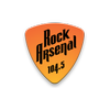 Логотип Радио Rock Arsenal