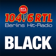 Логотип Radio 104.6 RTL Best Of Black