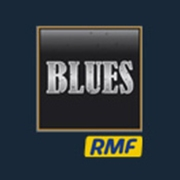 Логотип Radio RMF Blues