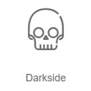 Логотип Радио Record Darkside