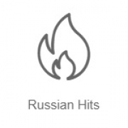 Логотип Радио Record Russian Hits