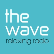 Логотип the wave relaxing radio